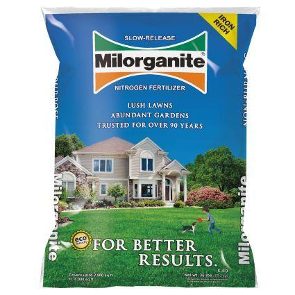 Milorganite Slow Release Fertilizer