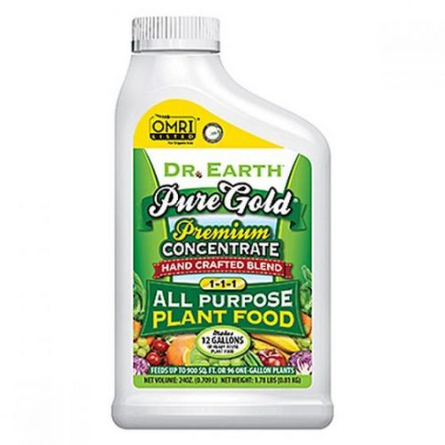 Dr. Earth Pure Gold All Purpose Liquid Fertilizer